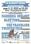 10. klubový večer Modrýho Berouna