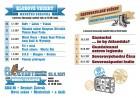 Program akcí Modrýho Berouna ve 2. pol. roku 2017
